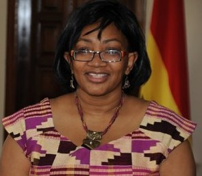 Lauretta Vanderpue, the Commission of Ghana's Commission on Human Rights and Administrative Justice
