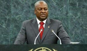 President John Dramani