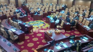 Ghana's new Chamber of Parliament