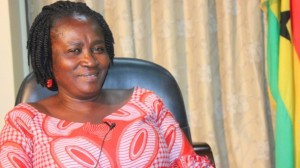 Prof. Naana Jane Opoku Agyemang, Minister for Education