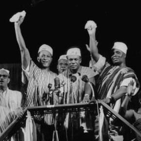 Where  is today's Kwame Nkrumah?