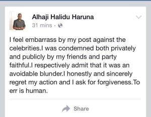 Foolish Halidu
