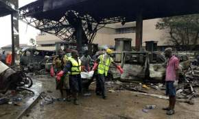 Changing Accra: One Month June 3 disaster