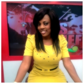 In defense of Nana Aba Anamoah: Nobody announces aprank
