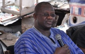 Embattled National Chairman of NPP, Paul Afoko