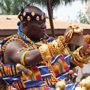 Make Kumasi great again, Otumfuo