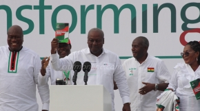 President Mahama, Troll-in-Chief