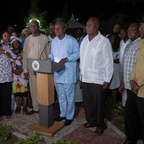 Good riddance to incompetent Mahama